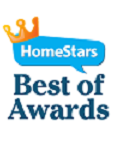Homestars Best of Award